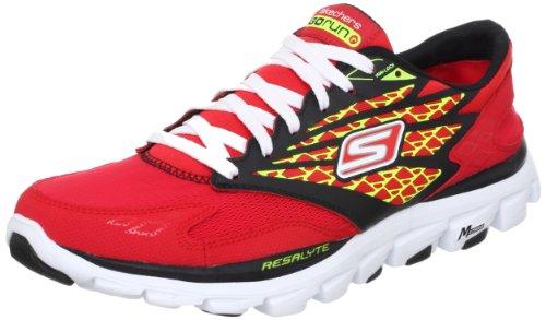Skechers 斯凯奇 GO RUN RIDE系列 男 超轻透气增强稳定型休闲运动鞋 53507C