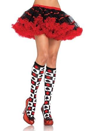 美国一线性感内衣品牌legavenue性感中筒袜