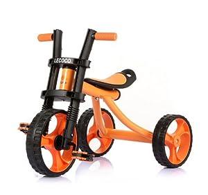 儿童三轮车脚踏车宝宝小孩幼儿童车玩具车多