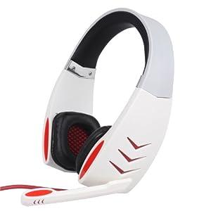 3nod 三诺 g1000 头戴式耳机 带麦克风 电脑游戏影音耳麦 时尚潮