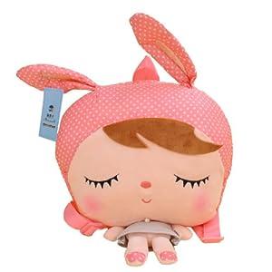 韩版卡通可爱娃娃儿童书包幼儿
