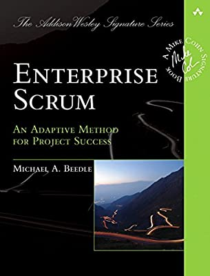 Enterprise Scrum: An Adaptive Method for Project Success.pdf