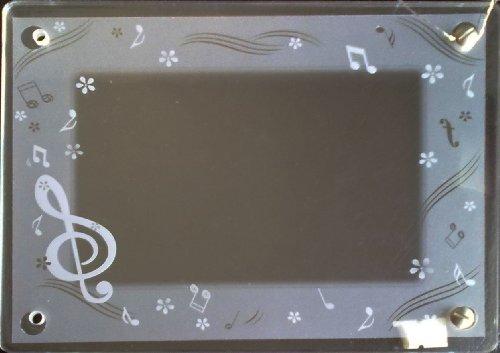 框花纹a4边框简单又漂亮简笔画-SEASON 台湾四季纸品 音符A4压克