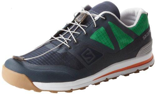 Salomon 萨洛蒙 男 休闲跑步鞋 329421 深蓝色 42 2/3 (US 8.5)