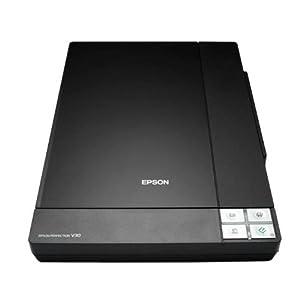 EPSON 爱普生 V30SE 增票认证扫描仪 税务局规定型号 快速高效清楚