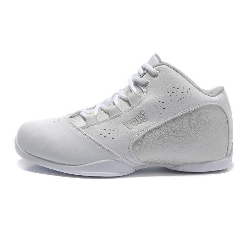 Voit 沃特 运动鞋男夏季透气中帮耐磨外场篮球鞋促销