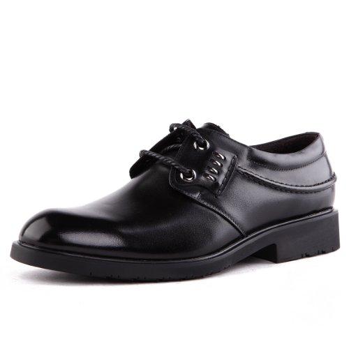 Tony Johnson/托尼琼斯 秋季新品透气牛皮商务正装系带男鞋 Q6563294
