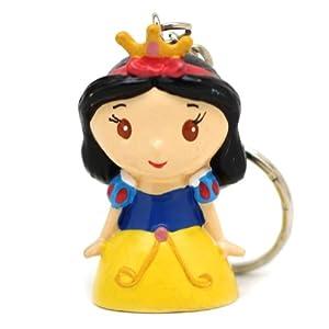 甜蜜城堡 公主钥匙链 经典可爱公主公仔挂件 (卡通版白雪公主)