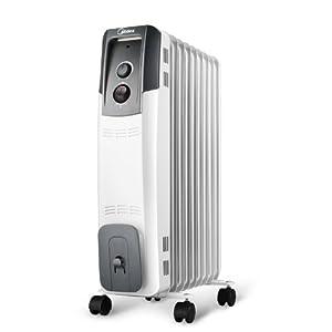 Midea 美的 NY1609-13F 9片充油式取暖器 359元包邮