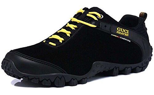 Guciheaven 皮鞋 男士 户外运动休闲鞋 潮流低帮登山鞋 日常简约休闲鞋 尊贵男鞋115666
