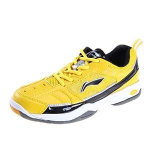 LINING李宁 专业羽毛球鞋 男女羽鞋 童鞋 小黄峰运动球鞋 AYZG043-2