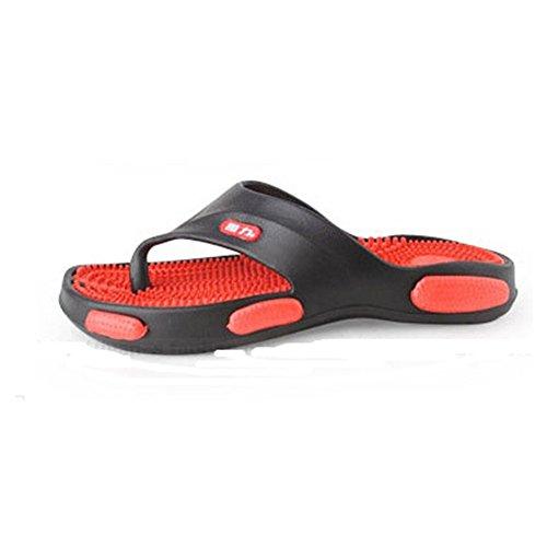 回力 夏季男款人字拖防滑鞋沙滩休闲凉拖浴室拖鞋 3310
