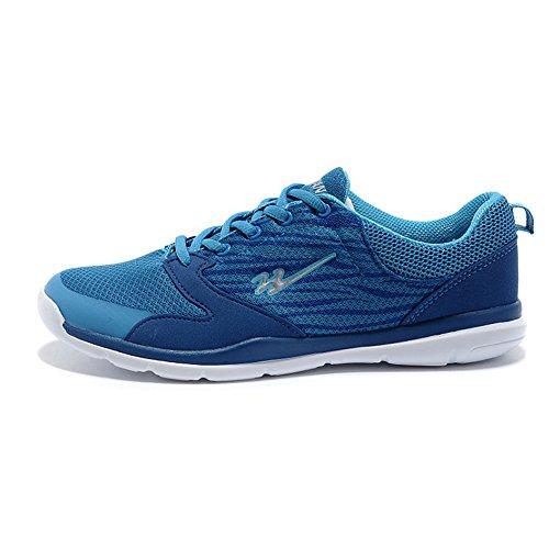 双星 新款运动鞋网面鞋休闲鞋超轻透气跑步鞋男鞋子233117
