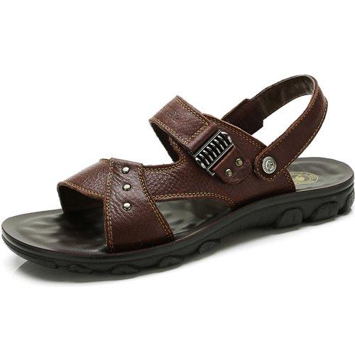 Camel 骆驼 男鞋 2013夏季新款 清凉舒适沙滩男凉鞋 82211603