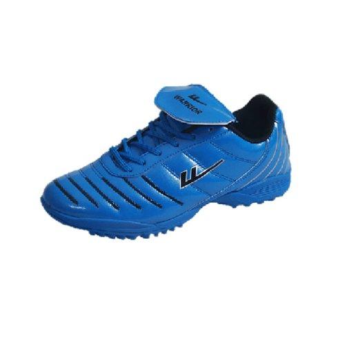 Warrior 回力 官方 足球鞋 男款小碎钉漆皮镜片足球鞋 WF-100