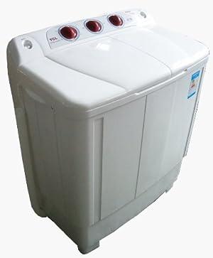 0公斤半自动洗衣机xpb80-9308s:亚马逊:大家电