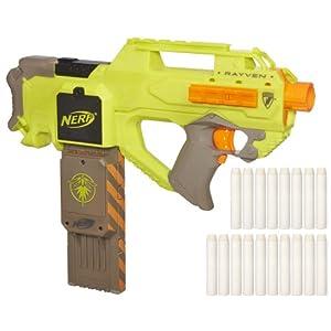 Hasbro 孩之宝 Nerf 热火系列 夜光发射器 34069  199元包邮