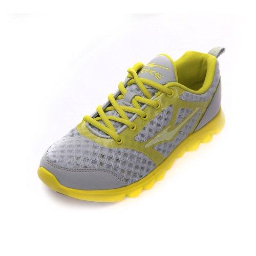 ERKE 鸿星尔克 新款 正品夏季舒适透气室内健身鞋女综训鞋12113214171五