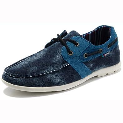 鞋韩版潮流帆船鞋男鞋