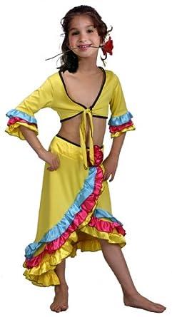 1儿童节小女孩演出服中东公主阿拉伯新疆舞肚皮舞图片图片