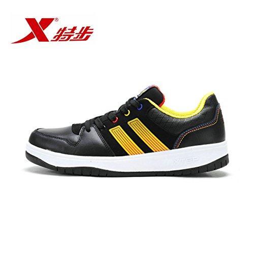XTEP 特步 男鞋 时尚休闲板鞋 989419310169