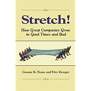 to determine how the best companies continue to grow in good