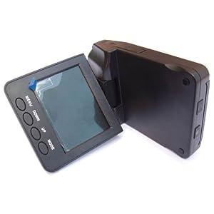 Tiglon 铁格龙 1280x720 DVR-069C 高清家用/车载摄像机 行车记录仪 汽车黑匣子 带红外线拍照/摄影功能