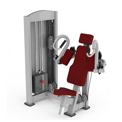 威拓健身房器械使用图解