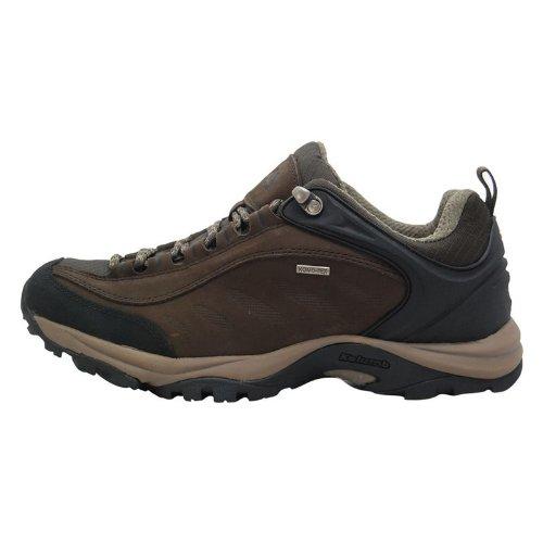 Kolumb 哥仑步 男子户外防滑耐磨减震低帮徒步鞋304061 黑色