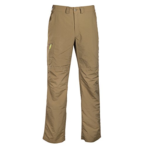 SnowWolf 雪狼 男式 尼泊尔速干长裤 6044106-X021 军绿 170/74A-图片