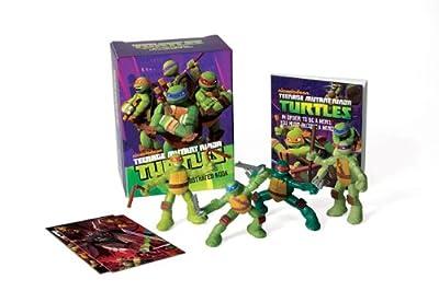 Teenage Mutant Ninja Turtles: Action Figures and Illustrated Book.pdf