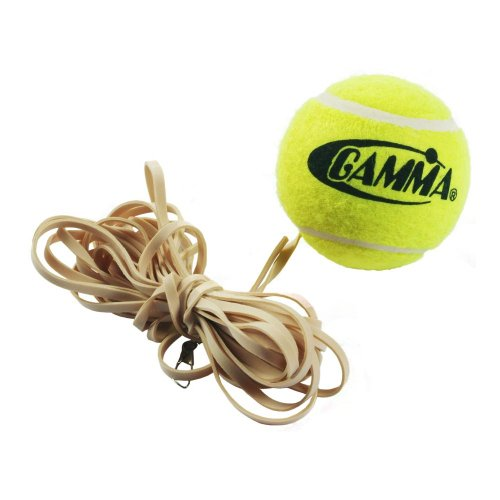 Gamma Tennis Trainer Replacement Ball, Yellow