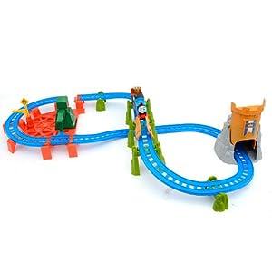Thomas & Friends 托马斯和朋友 托马斯电动系列之城堡大冒险套装BGL99