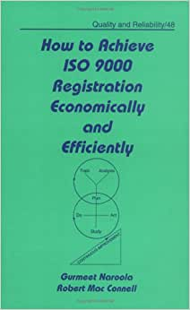 chieve ISO 9000 Registration Economically and