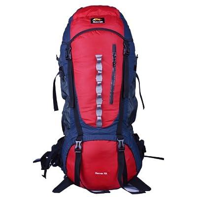 正品Rocvan诺可文户外登山包B070红色 189元包邮