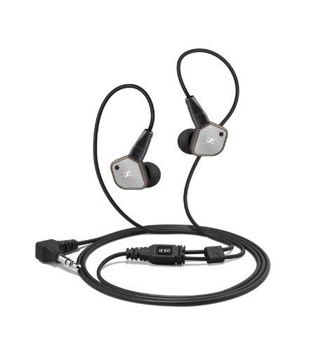 Sennheiser 森海塞尔 IE 80 高保真入耳式降噪耳机