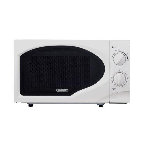 Galanz格兰仕微波炉P70D20TP-C6(WO)(20升转盘设计 人性化烹饪时间 超大旋钮操作 质量创销量)-图片