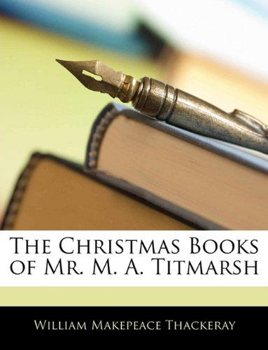 The Christmas Books of Mr. M. A. Titmarsh-图片