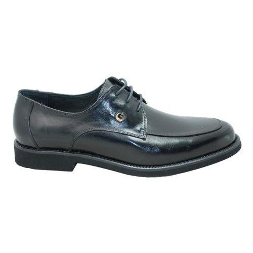 12年新款★金利来男鞋/男式秋季新款皮鞋*186194 黑色