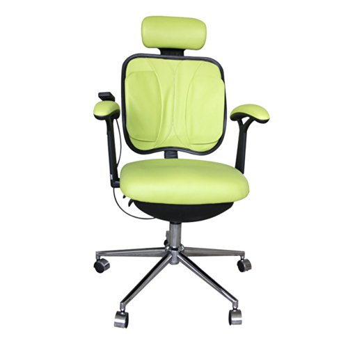 GESS 德国品牌 GESS813办公按摩椅 可躺老板椅 家用转椅 电脑椅子-图片
