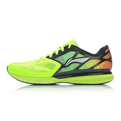 LI-NING李宁跑步鞋 男鞋 官方2014新款超轻11代运动网面跑鞋 ARBJ009-1