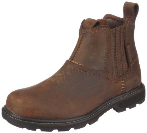 Skechers 斯凯奇 USA系列 男 BLAINE – ORSEN 62929 靴子 黑色