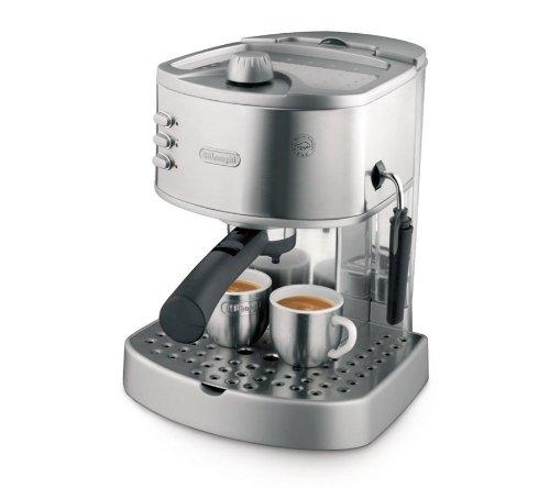 德龙(Delonghi) EC330S 泵压式咖啡机 半自动咖啡机 ¥ 999