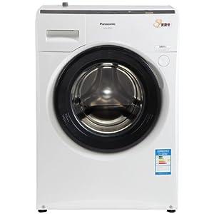 Panasonic 松下 XQG52-M75201 5.2公斤 斜式滚筒洗衣机 ¥1821