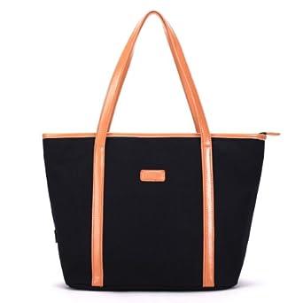 休闲单肩包 大容量手提包 简约帆布包女士包包 BFK010941怎么样,