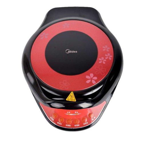 Midea美的多功能煎烤机电饼铛JCN32D(美的首创回油 ...