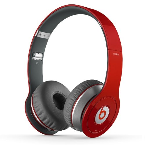 Beats Wireless Over-Ear Headphone (White)