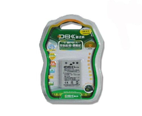 迪比科EL5电池 适用尼康3700/4200/5200/5900/7900/P3/P4/5000适用电池 EL5电池-图片