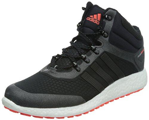 过冬利器~~感受冬季全掌boost的Q弹:adidas 阿迪达斯 CLIMAHEAT  男款跑鞋