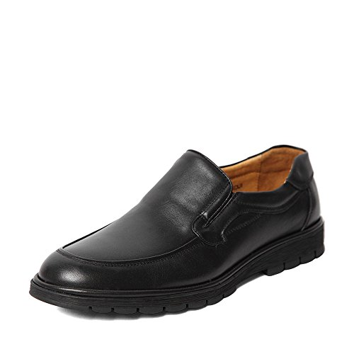 Senda 森达 森达秋季专柜同款打蜡牛皮男单鞋专柜 GF104CM5